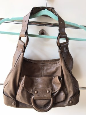 Lederhandtasche von Seqouia