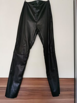 Bexleys Leather Trousers black