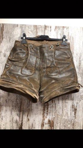 Bib Shorts brown