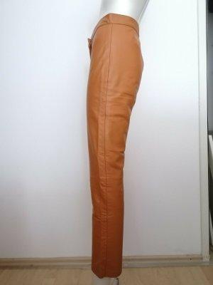 Lederhose aus feinem Rindsledernappa, Echtleder Clothes, H&M, Gr. 34/36, neu