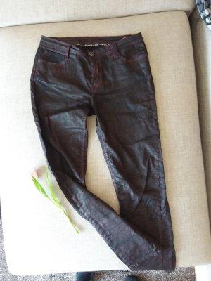 Blue Fire CO Pantalone in pelle talpa