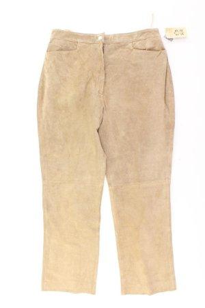 Pantalon en cuir cuir