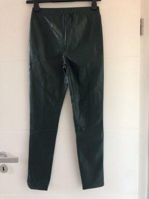 Lederhose in grün