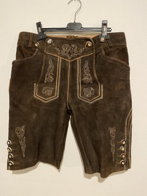 Zillertaler Trachtenwelt Pantalon bavarois multicolore