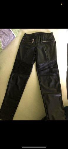 Lederhose schwarz