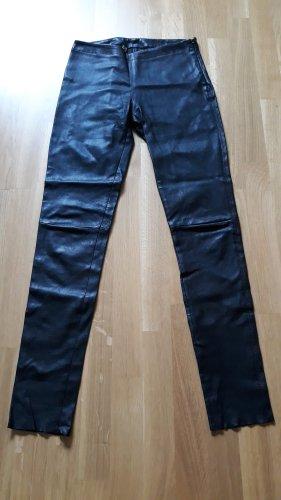 Oakwood Leather Trousers black leather