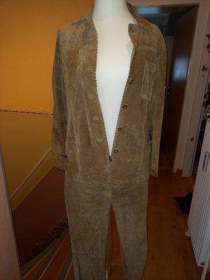TCM Trouser Suit light brown