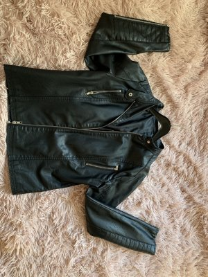 Esmara Giacca in pelle nero