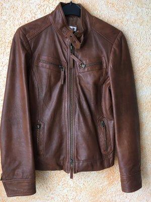 Bonita Biker Jacket brown