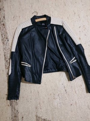 Ann Christine Leather Jacket multicolored