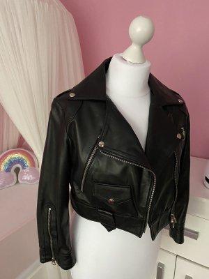 Chiara Bomber Jacket black