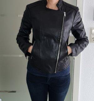 DKNY Giacca in pelle nero