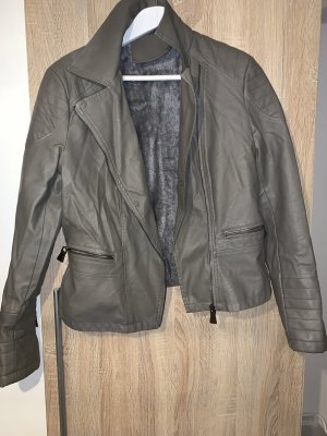 Leather Jacket multicolored