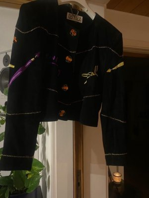Dino'Z Leather Jacket black