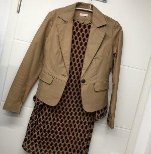Orsay Leather Blazer multicolored