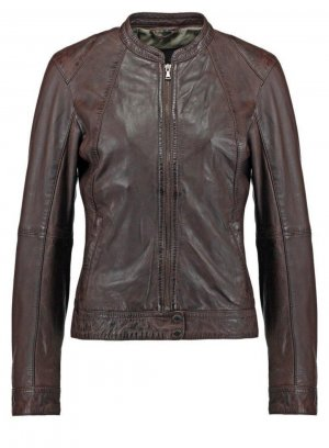Oakwood Veste en cuir multicolore