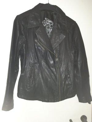 Oakwood Leather Jacket black leather