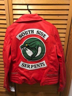 Lederjacke Riverdale South Side Serpents