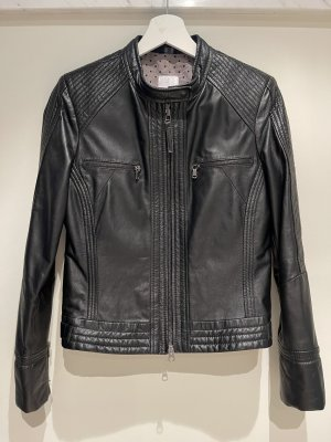 Lederjacke von Alba Moda | Größe 38 | wie neu