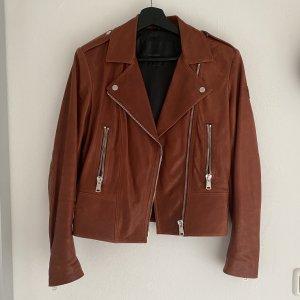 Bellstaff Leather Jacket multicolored leather