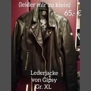 Lederjacke von Gipsy