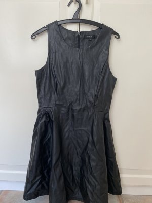 New Yorker Leather Dress black