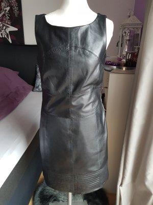 Tom Tailor Sheath Dress black leather