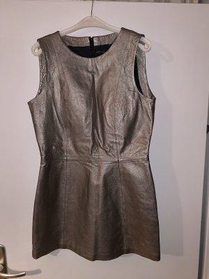 Lederkleid Kleid Leder