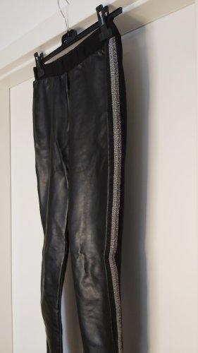 Calzedonia Legging noir-argenté
