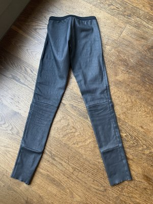 Arma Collection Pantalone in pelle antracite