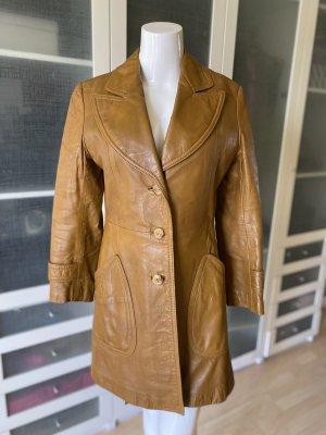 Ledermann Vintage Mantel Gr 36 top