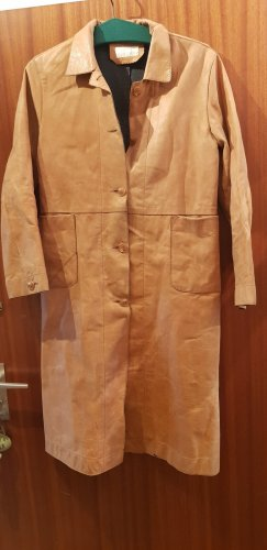 Closet Between-Seasons-Coat camel-yellow