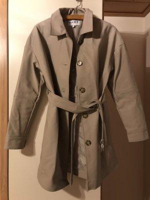 Ledermantel (Fake leather)