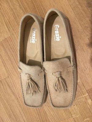 Ledermokassins von Grazie-Schuhe