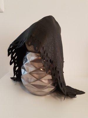 Puntmuts zwart
