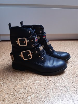 Lederoptik Boots