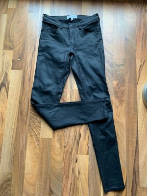 Lederoptikjeans, Push up Jeans Kim Mango