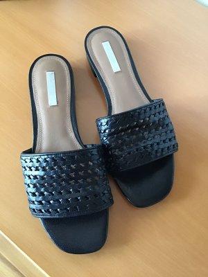 H&M Klompen zwart