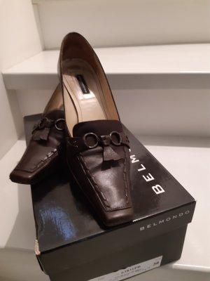 Belmondo Zapatos Informales marrón oscuro