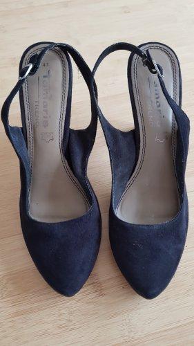 Lederpumps Sandale von Tamaris Gr.41