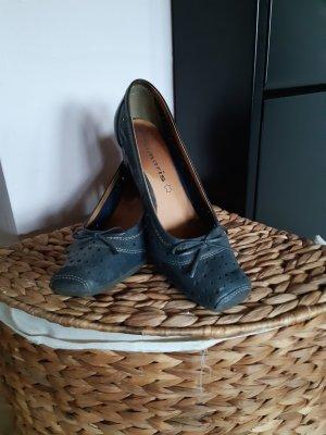 Tamaris Loafers blauw