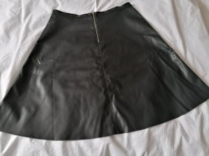 s.Oliver Pinafore Overall Skirt black leather