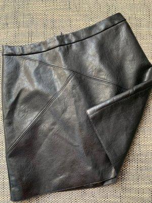 Orsay Jupe en cuir noir cuir