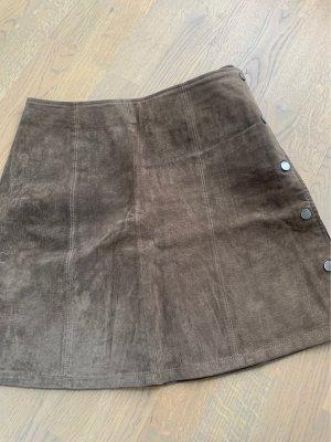 Only Gonna in pelle marrone-grigio