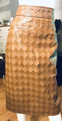 Lederrock von Escada 38, sexy und extravagant