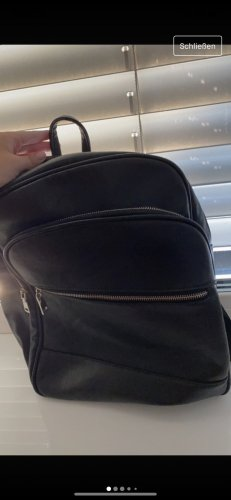 Lederrucksack