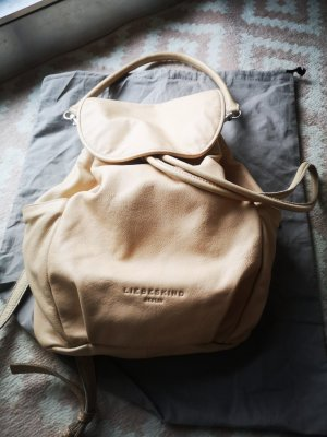 Liebeskind Daypack cream leather