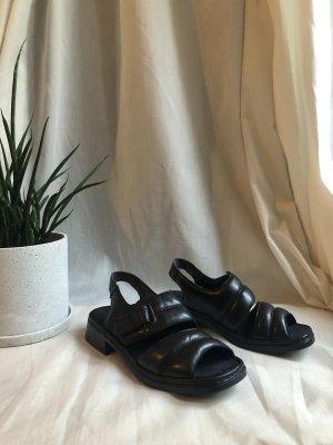 Rieker Comfortabele sandalen zwart