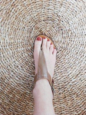 Sandales à talons hauts et lanière rose chair-chameau