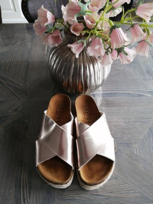 Wedge Sandals multicolored